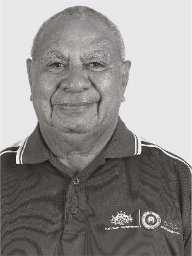 a photo of MR JOHN ABEDNEGO, MEMBER FOR TRAWQ