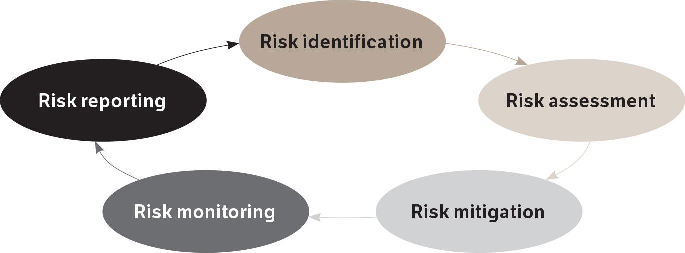 FIGURE 4-2 TORRES STRAIT REGIONAL AUTHORITY RISK MANAGEMENT PROCESS