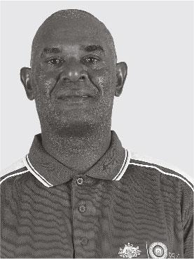 a photo of MR SERIAKO DORANTE, MEMBER FOR HAMMOND
