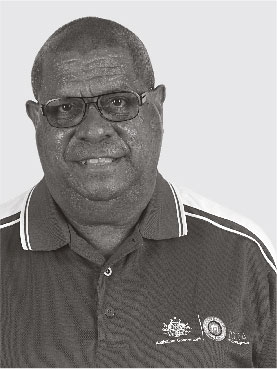 a photo of MR GETANO LUI JR AM, MEMBER FOR IAMA