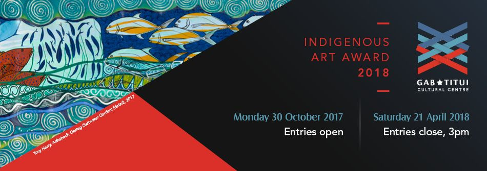 2018 Gab Titui Indigenous Art Award
