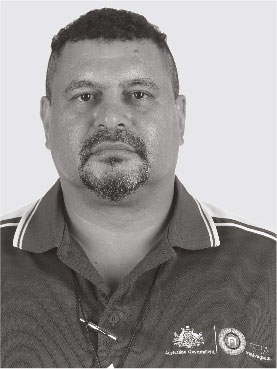 a photo of MR JERRY D STEPHEN JR, DEPUTY CHAIRPERSON AND MEMBER FOR UGAR