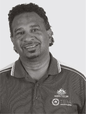 a photo of MR ERIC PETER, ALTERNATE DEPUTY CHAIRPERSON AND MEMBER FOR BOIGU