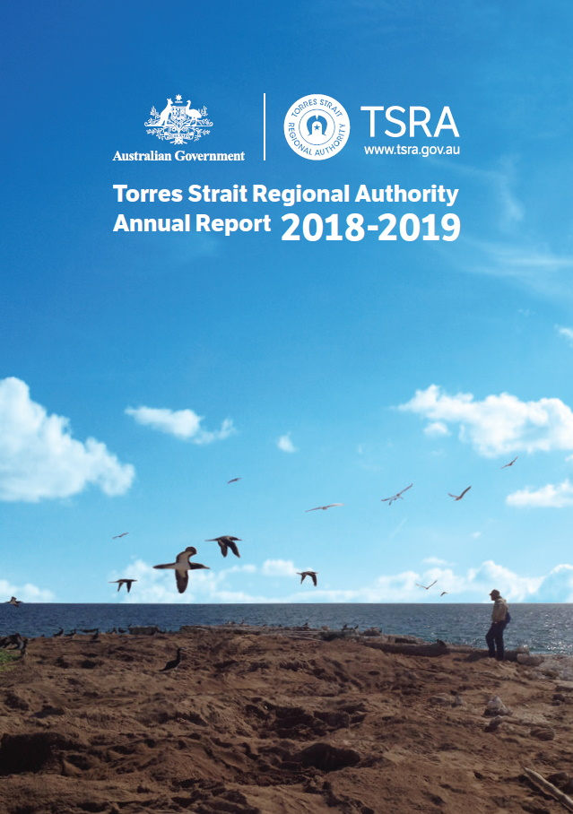 Cover image courtesy of TSRA Rangers.