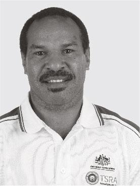 a photo of MR HORACE BAIRA, MEMBER FOR BADU