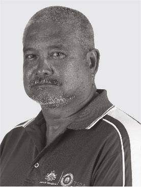 a photo of MR YEN LOBAN, MEMBER FOR NGARUPAI AND MURALAG