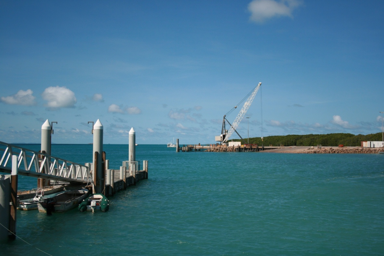 Horn Island Regional Plan Community Booklet 2012 Cover Photo