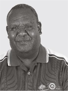 a photo of MR FRANK FAUID, MEMBER FOR PORUMA