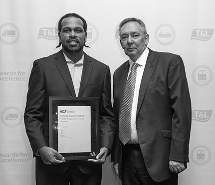 Torres Strait Marine Pathways graduate receives commendation for Trainee of the Year